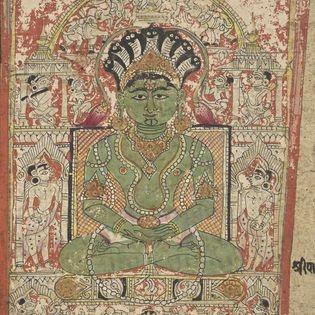 Heilige und Asketen – Miniaturmalerei der Jaina aus Indien