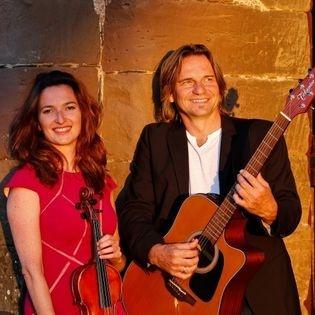 Jens & Lidia Streifling in Concert