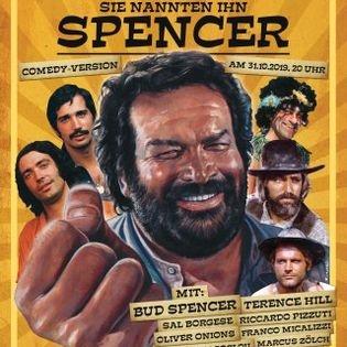 Kino Highlight: Sie nannten ihn Spencer (Comedy-Version)