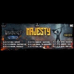 Majesty + Warkings
