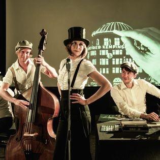 Robert Nippoldt und das Trio Grössenwahn