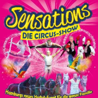 SENSATIONS - Die Circus-Show