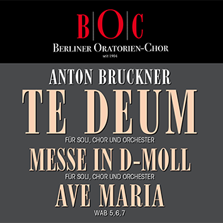 Anton Bruckner – Te Deum