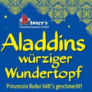 Aladdins würziger Wundertopf