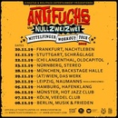Antifuchs - Mittelfinger Workout Tour