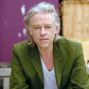 Bob Geldof and the Bobkatz