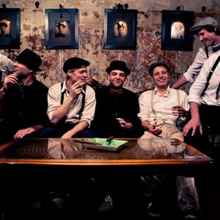 Carling Family, Oldschool Basterds, N.N. - Swing Band Ball
