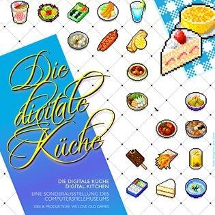 Die digitale Küche - Mit Essen spielt man (nicht)