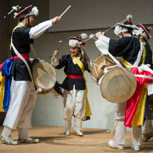 Gesprächskonzert - Musik aus Korea gestern und heute
