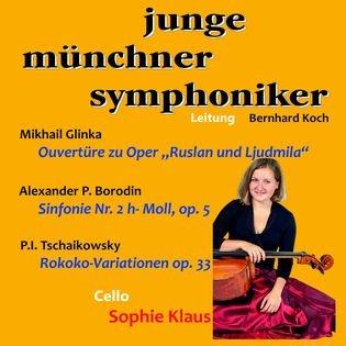 Herbstkonzert der Jungen Münchner Symphoniker