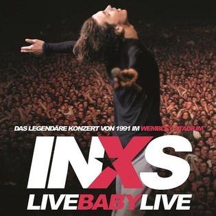 INXS LIVE, BABY, LIVE