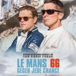 """Männersachen-Preview: """"Le Mans 66 - Gegen jede Chance"""" (OV)"""