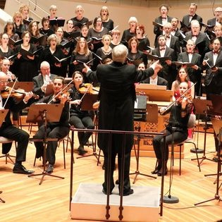Mozart-Requiem zu Bachs Tod