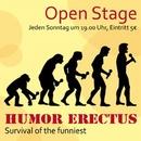 Open Stage – Humor Erectus