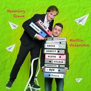 Ruwe & Valenske: Unfreiwillig komisch