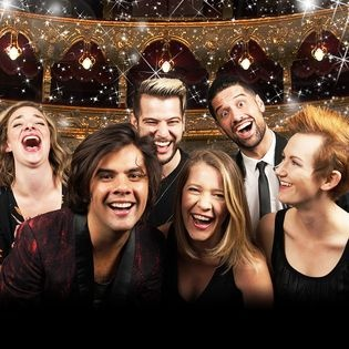 The Cast – die Opernband
