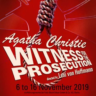 Witness For The Prosecution 🇬🇧