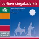2. Abokonzert der Berliner Singakademie