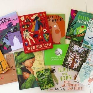 64. internationale Kinderbuchausstellung
