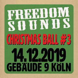 Freedom Sounds Christmas Ball #3