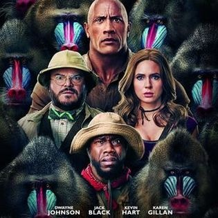 "After Work Cinema: ""Jumanji - The next Level"""