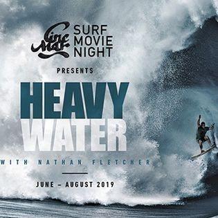 Cine Mar - Surf Movie Night Heavy Water Berlin