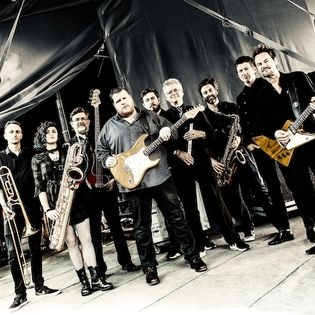 Danny Bryant & Big Band (UK)