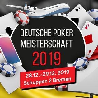 Deutsche Poker Meisterschaft der German Poker Days 2019