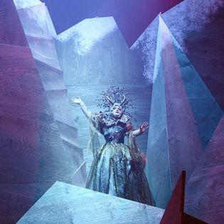 Die Eisjungfrau