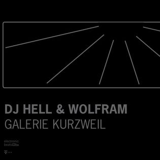 Dj Hell x Wolfram