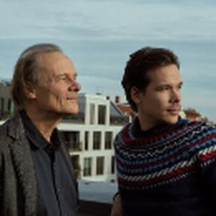 Edgar Selge & Jakob Walser