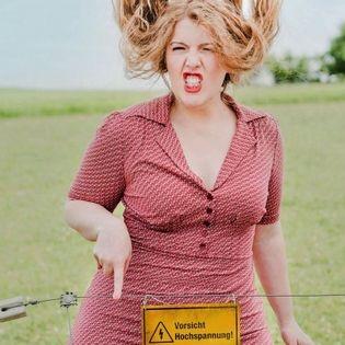 "Franziska Wanninger - ""furchtlos glücklich"""