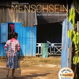MENSCHSEIN – Wer sind wir füreinander