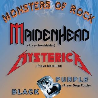 Tribute to Monsters of Rock