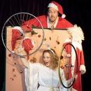 Weihnachtsrikscha