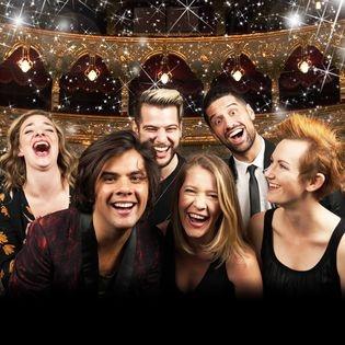Weihnachtssterne in der Oper - Kölnpremiere