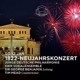 1822 - Neujahrskonzert