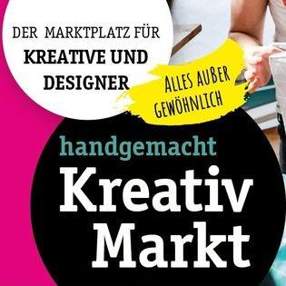 2. handgemacht Kreativmarkt // Messe Ulm