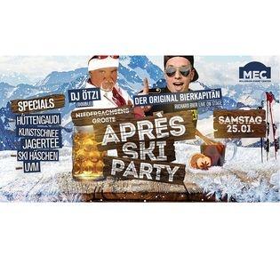 Braunschweigs größte Après Ski Party