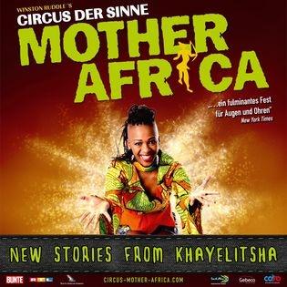 Circus Mother Africa