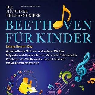Kinderkonzert der  Münchner Philharmoniker