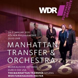 Manhattan Transfer & Orchestra