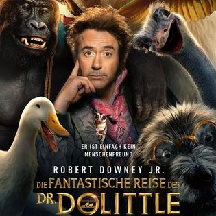 "Preview: ""Die fantastische Reise des Dr. Dolittle"""