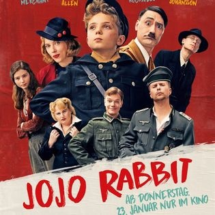 "Preview: ""Jojo Rabbit"""