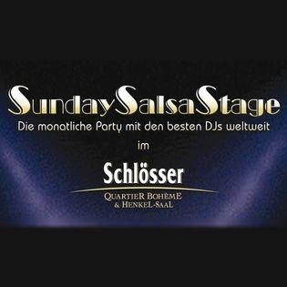 Sunday Salsa Stage