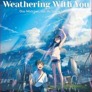 Weathering with you – Das Mädchen, das die Sonne berührte