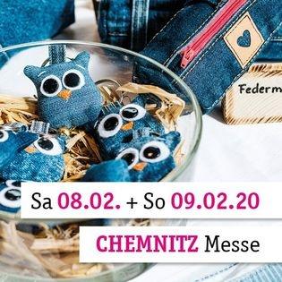 12. handgemacht Kreativmarkt // Messe Chemnitz