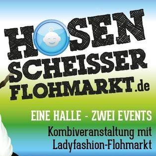 Hosenscheisser-Flohmarkt // Messe Cottbus