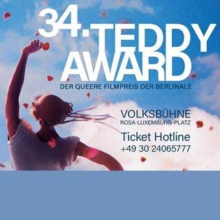34. Teddy Award Ceremony