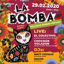La Bomba w. El Colectivo, Chochán Volador & DJs